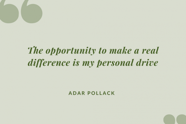 Adar Polak quote