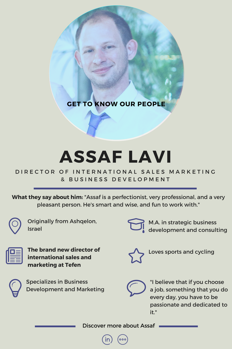 Assaf Lavi - information